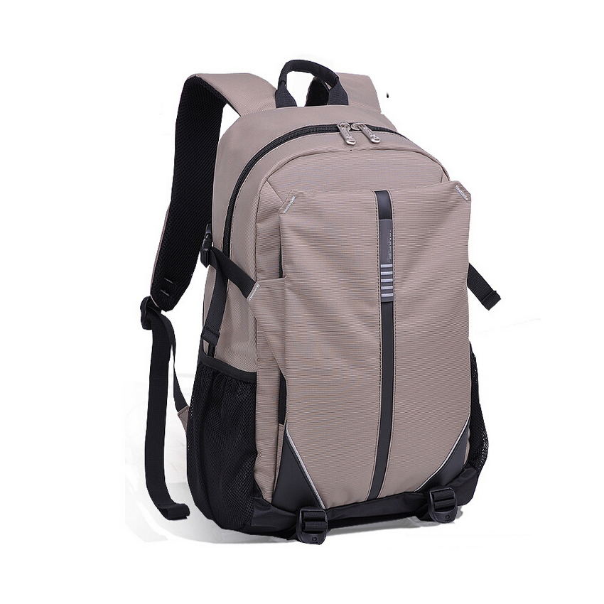 2017 14.1 to 15.6 Inch Leisure Laptop Bag Backpack Men Large Capacity Nylon Compact Mens Sport Backpacks Unisex Women Bagpack
