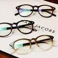 2016 Mujeres de la Marca Gafas de Montura de gafas de Moda Gafas Ópticas Marco Con Vidrio Transparente Hombres Grado Claro Vidrios Transparentes
