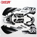 3M Graphic KLX110 Sticker Decals for  Kawasaiki KLX110 & KX65 MOTO Dirt Pit Bike Parts