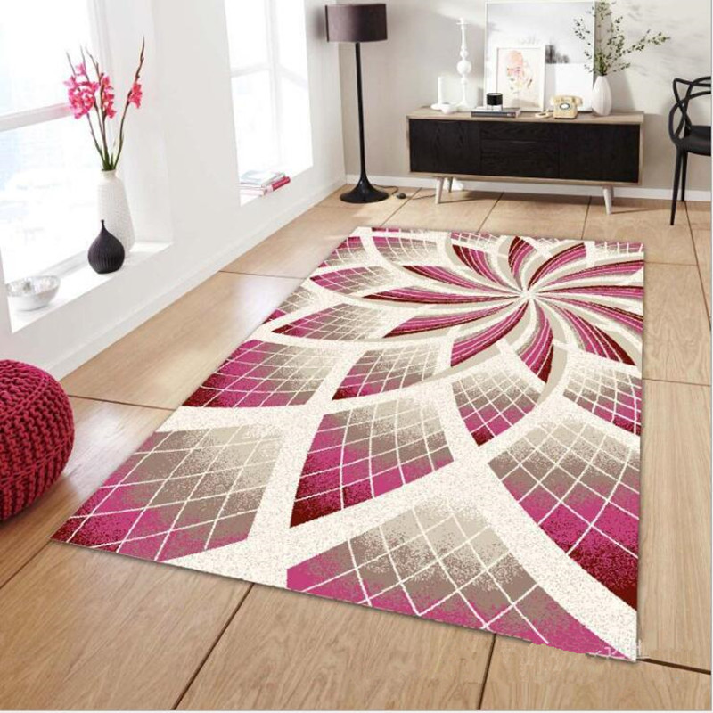Creativity Vintage Exotic Fashion Pattern Carpets For Living Room Bedroom Study Room Environmental Carpet Tapis Non-slip Mat Rug