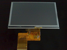 original new 4.7 4.8 lcd screen display screen tft lcd with touch screen 40 general