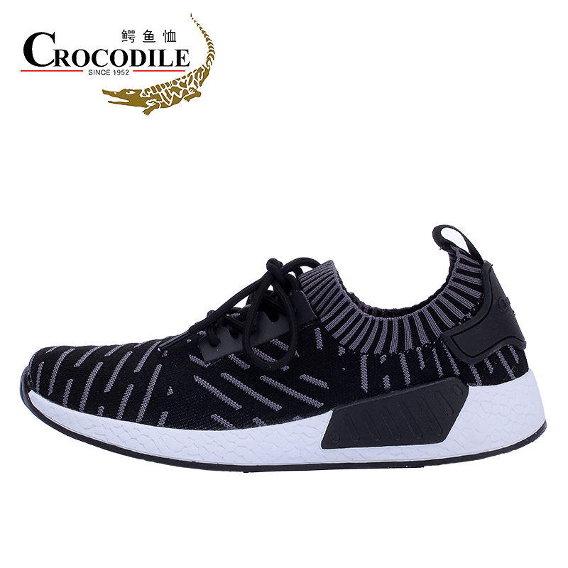 Crocodile 2018 Original Cushion Men Outdoors Sneakers Paragraphs New Men Textile Jogging Stable Shoes For Mens Sport Shoes