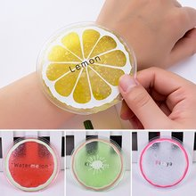 Fashion Summer Lovely Portable Packs Travel Series Sweet Fruit Cooling ice bag(China)
