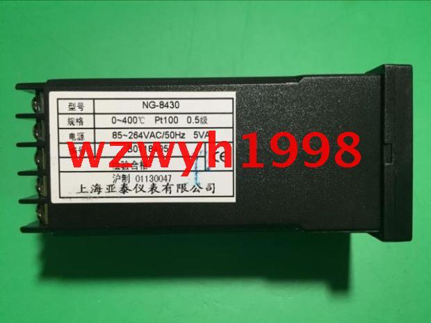 AISET Genuine Shanghai Yatai NG 8000 NG-4830 temperature controller NG8430 aiset genuine shanghai yatai yld 2000 temperature controller yld2602g 2