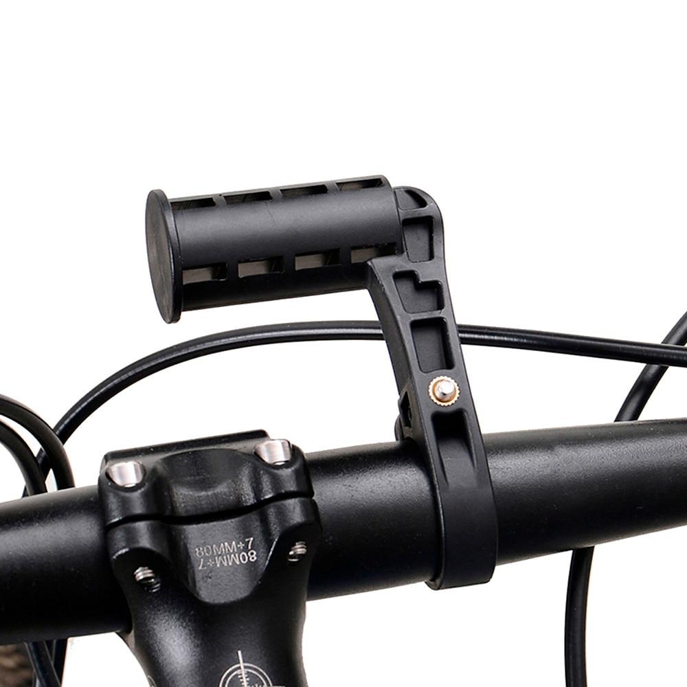 1PC Bike BIycle Cylcing Handlebar Plastic Flashlights Stand Holders Mouts Racks
