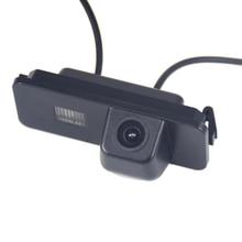 Вид сзади автомобиля обратный резервный Камера для Vw Golf V Golf 5 Scirocco Eos Lupo Passat Cc поло (2 клетка) фаэтон Beetle сиденья вариант