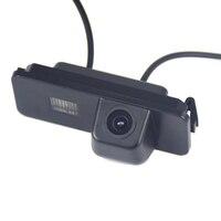 Car Rear View Reverse Camera Di Backup Per Vw Golf V Golf 5 Scirocco Eos Lupo Passat Cc Polo (2 gabbia) Phaeton Scarabeo Sedile Variant