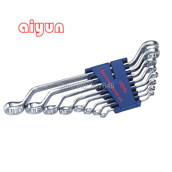 8шт/комплект коробка набор гаечных ключей (метрических) коробка гаечный ключ набор
