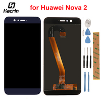 For Huawei Nova 2 LCD Display Touch Screen Panel 100 Tested LCD Screen Digitizer Replacement For