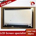 """Высокое качество 13.3 """"LCD LED + С Сенсорным Экраном DigitizerFor DELL Inspiron 13 7347 7348 LP133WH2 SPB1 LP133WH2 (SP) (B1)"""