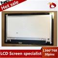 "Alta calidad 13.3 ""lcd led + pantalla táctil digitizerfor dell inspiron 13 7347 7348 spb1 lp133wh2 lp133wh2 (sp) (b1)"