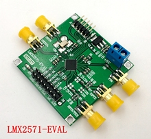 Low phase noise, low power consumption, internal integration, VCO PLL, LMX2571 signal source, RF source