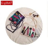 Bag Girls Boys Pencil Bags Unisex Fashion High Quality Color Makeup Pouch Women Men S Sequins