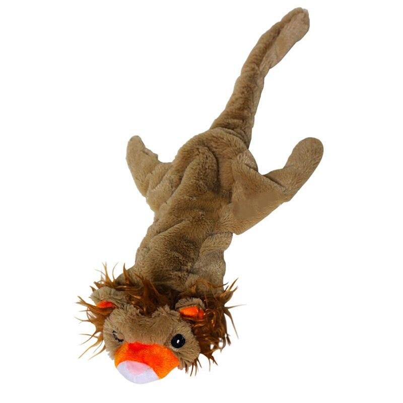 Interesting Dog Toys Pet Puppy Chew Squeaker Squeaky Plush Sound Toys Plush Squeaky Animal Chew Attract Dog Cat Pet Squeak Toy N