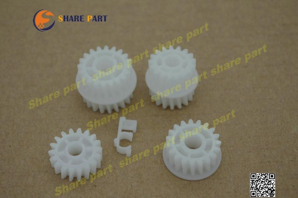 10 комплектов X Шестерни комплект для hp P3015 RU5-0956-000 RU5-0959-000 RU5-0958-000 RU6-0965 RC2-0657-000CN по заводским ценам