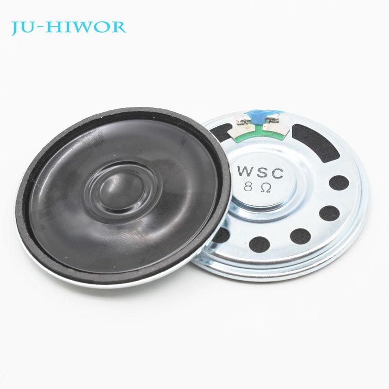 5pcs Micro Stereo Woofer Loudspeaker Horn Bluetooth Audio Speaker 8Ohm 1W EC