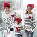 2016 Autumn New Family Matching Clothes For Mother and Daughter Fashion Father Daughter Clothes Korean Family Matching Outfits