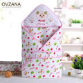 Baby envelope for newborns warm swaddle wrapper cotton soft blanket swaddling baby Sleeping Bag swaddleme infant bedding BB004