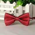 SHENNAIWEI moda niños 2016 Red dot niños pajarita 10 cm * 5 cm lote bowknots lots
