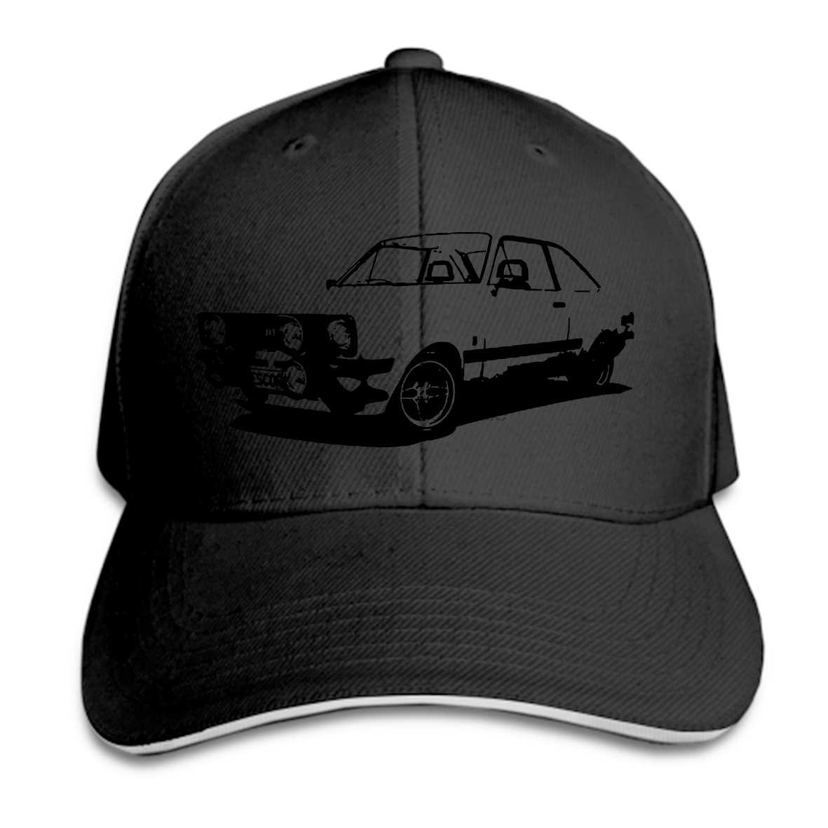 0bea69ca6202bb Print Custom Baseball Cap Ford Escort Mk2 Men's RS 2000 Rally car Classic  Retro women Hat