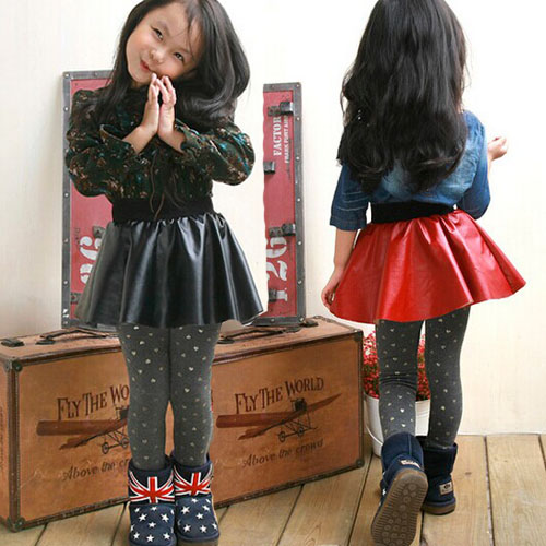 2016-fall-winter-girls-leather-skirt-pleated-Tutu-skirt -high-waist-children-s-pu-skirts-girls.jpg