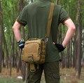 Outdoor mens Military Waterproof 1000D Nylon Handbag Camouflage Shoulder Bag Hunting Tactical Removable Messenger Bags