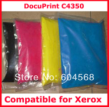 High quality color toner powder compatible for Xerox C4350/4350 Free Shipping