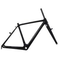 Большие скидки ICAN углерода велокросс велосипеда тормоза V фреймов паять на FD с BSA/BB86/PF30 и DI2 все имеющиеся