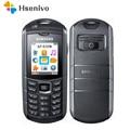 E2370 100% oryginalny odblokowany E2370 Xcover GSM jedna karta Sim Radio FM FM telefon komórkowy darmowa wysyłka