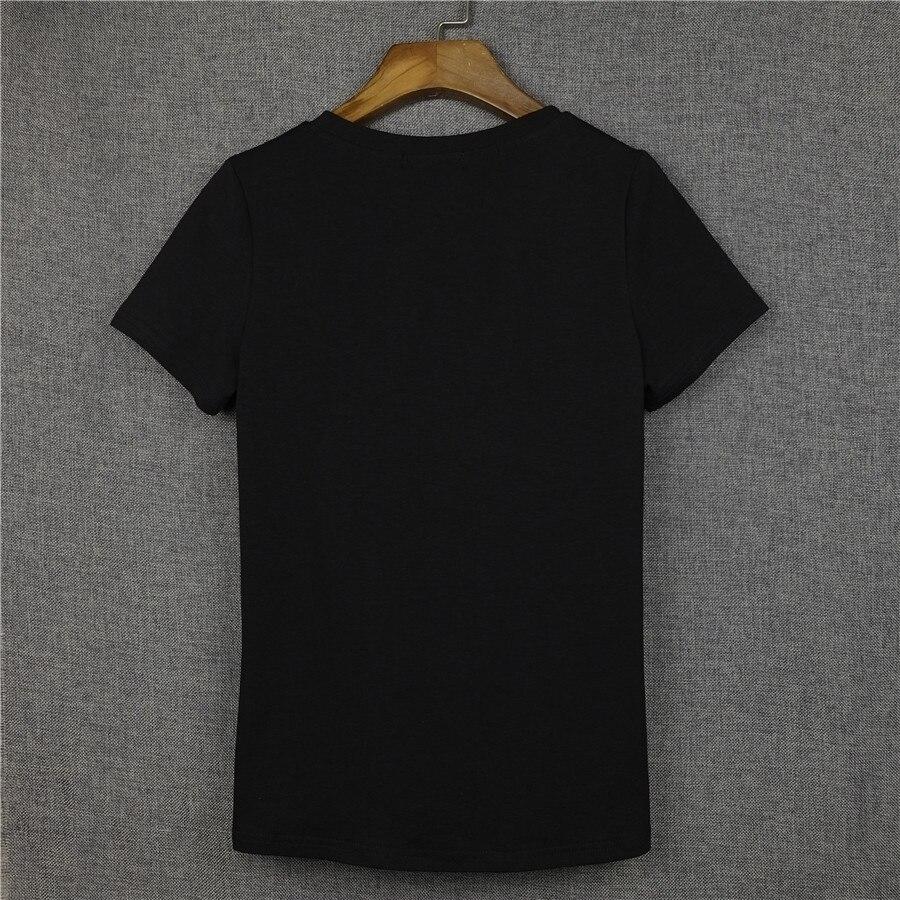 0b086d84739 Womens Plain Black Oversize Boyfriend T shirt Tee Harajuku Top Poleras  Mujer Vogue Camisetas-in T-Shirts from Women s Clothing on Aliexpress.com