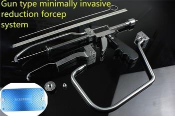 medical orthopedic instrument multifunctional minimally invasive gun type reduction forceps humerus Pelvis femur Tibial plateau
