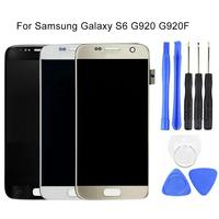 Replacement LCD Screen Display Touch Digitizer for Samsung Galaxy S6 G920 G920F