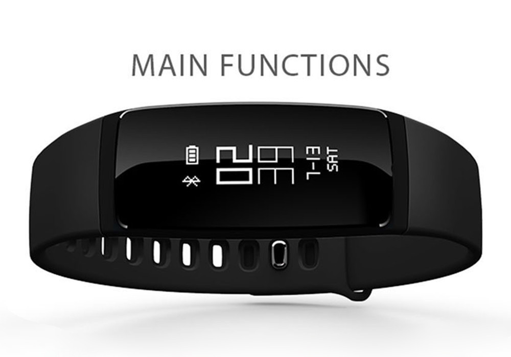 V07 Smart Bracelet Blood Pressure Watches Smart Band Heart Rate Monitor Fitness Pulsometro Activity Tracker for Smartphones 2