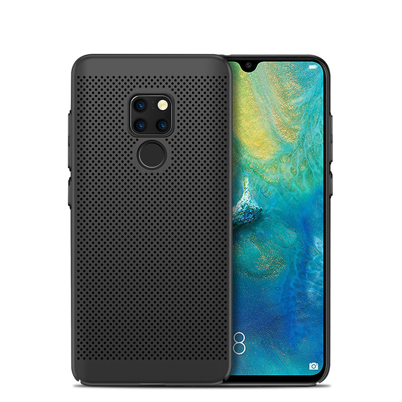 Matte Case for Huawei Mate 20x Case Hard dissipation Back Cover for Huawei Mate 20 Pro lite Funda for Huawei Mate 20X Coque Case