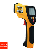 Handheld Gun Type Infrared IR Professional Thermometer AZ8895
