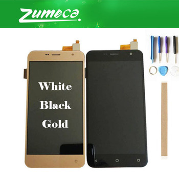 611566235fa Para Prestigio Muze B7 PSP7511Duo PSP 7511 DUO PSP7511 PSP3512 pantalla LCD  + digitalizador de pantalla táctil Color negro Color oro cinta