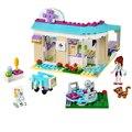 Nova Bela 10537 203 Pcs Amigos Modelo Kits de Blocos Compatível Com Lepin conjunto Menina Brinquedos