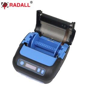 Image 4 - Impressora térmica do recibo do fabricante do código de barras da impressora 80mm/58mm da etiqueta do bolso de bluetooth para o supermercado de android/iphone/pos/esc