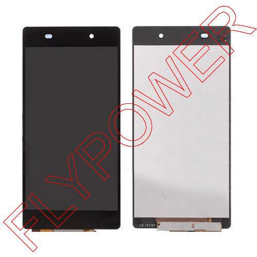 ФОТО 100% warranty For Sony Xperia Z2 L50W D6503 W lcd Display Touch Screen Digitizr Assembly by free DHL;10PCS/LOT