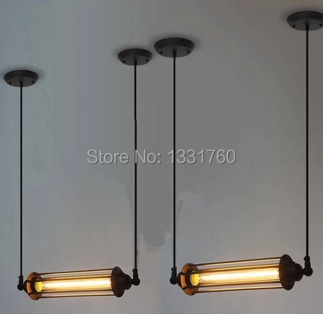 Hot item punk style metal RARE Vintage Style Loft Edison hotel cafe bar restaurant Pendant Lamps ceiling Chandelier Light loft vintage edison glass light ceiling lamp cafe dining bar club aisle t300