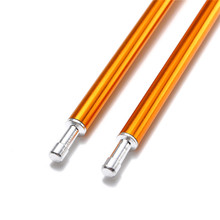 Newest 11 Knots Of Gold 11 Knots Aluminum Alloy Spare Replacement Tent Poles C&ing Outdoor Tool  sc 1 st  AliExpress.com & Buy pole camping and get free shipping on AliExpress.com