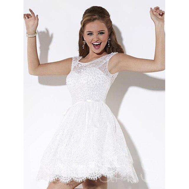 short backless prom dress