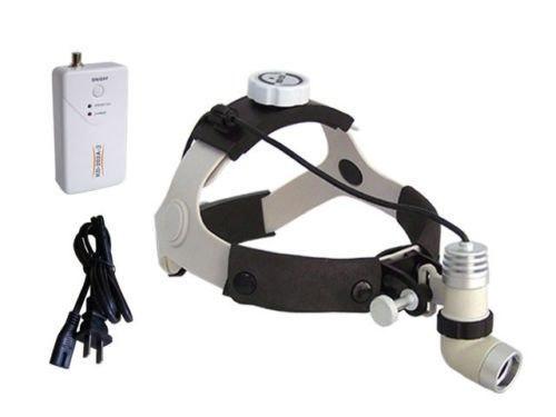 Новинка 3 W светодио дный хирургическое голову свет медицинский лампа стоматологическая фар AC/DC KD 202A 3