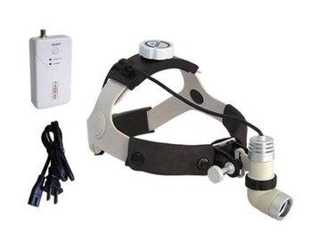 Neueste 3 watt LED Chirurgische Kopf Licht Medizinische Lampe Dental Scheinwerfer AC/DC KD-202A-3