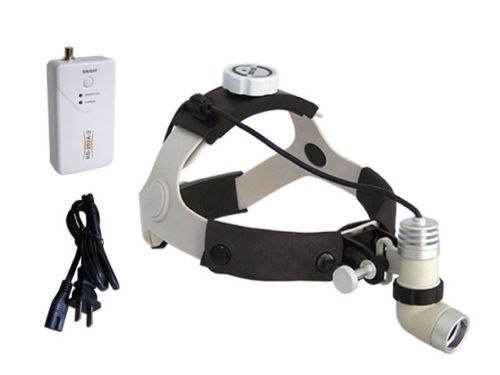 Newest 3W LED Surgical Head Light Medical Lamp Dental Headlight AC/DC KD-202A-3