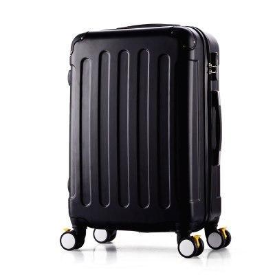 Bagaj ve Çantalar'ten Tekerlekli Bagaj'de Ucuz Haddeleme Bagaj Spinner Arabası 24 inç Kadın Bavul Seyahat çantası 20 inç Yatılı Kutusu Dişi Gövde'da  Grup 1