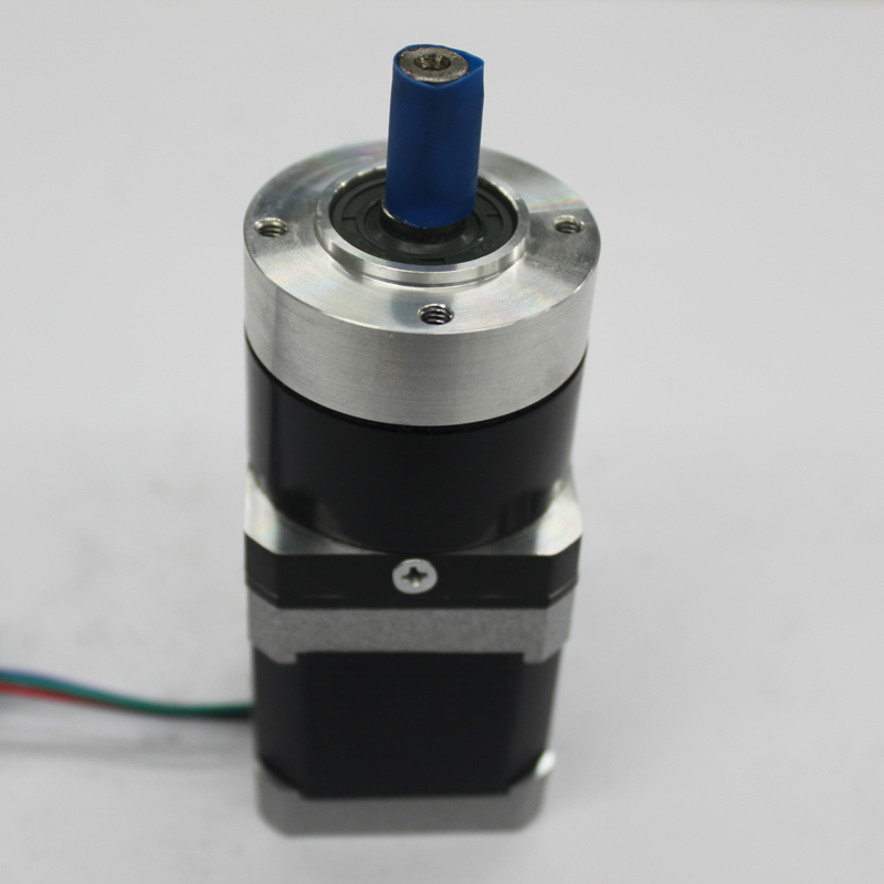 42BYG48 Precision Planetary reducer stepper motor torque 0.5N.m gear ratio 1:10