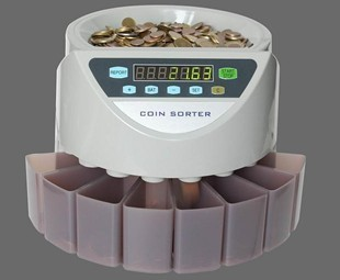 high Speed Bank electronic Euro Coin Counter electronic coin counter Slot machines