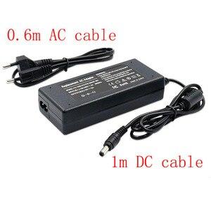 Image 4 - 5.5mm * 2.5mm AC 100V 240V כדי DC 15V 6A 90W אספקת חשמל מתאם ממיר מטען עבור IMAX B6 חשמלי כלי/מחשב נייד/LED/רמקול