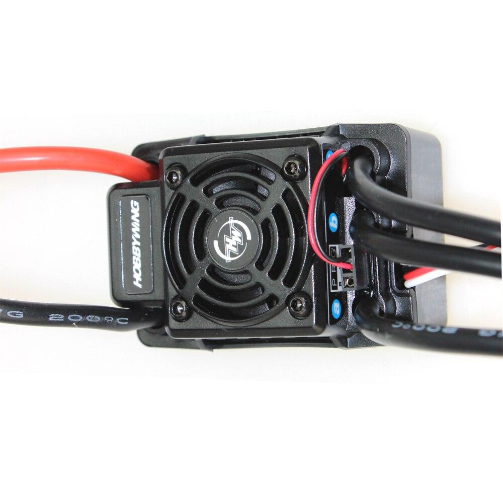 الأصلي Hobbywing EZRUN WP SC8 للماء 120A فرش ESC RC سيارة EZRUN WP SC8-في قطع غيار وملحقات من الألعاب والهوايات على  مجموعة 3